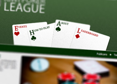 Kiwi Poker League